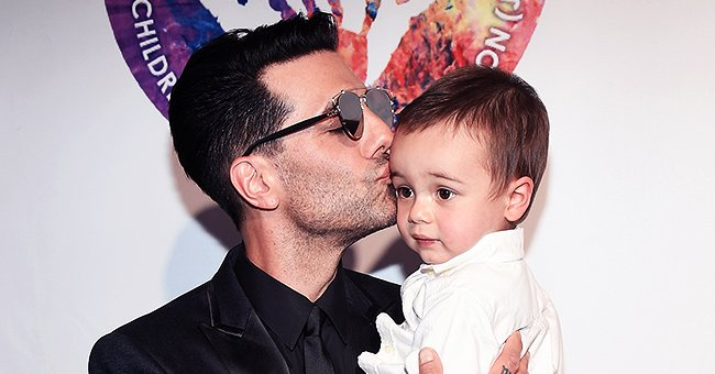 Criss Angel Opens up about 5-Year-Old Son Johnny's Battle with Cancer