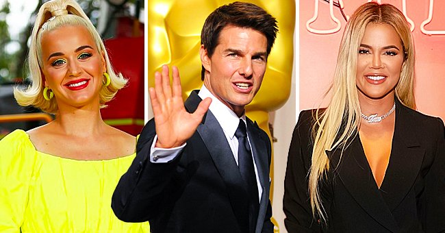 Khloé Kardashian, Katy Perry, Tom Cruise and More Celebrities Who Totally Believe In Aliens