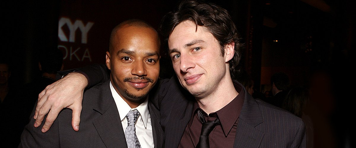 Donald Faison and Zach Braff Are Best Friends in Real Life — inside Their Special Bond