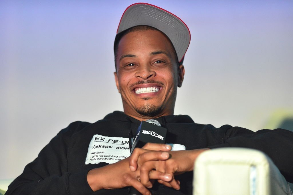 T.I. attends 2019 A3C Festival & conference at Atlanta Convention center at AmericasMart | Photo: Getty Images