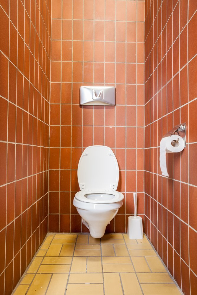 A public toilet | Photo: Shutterstock