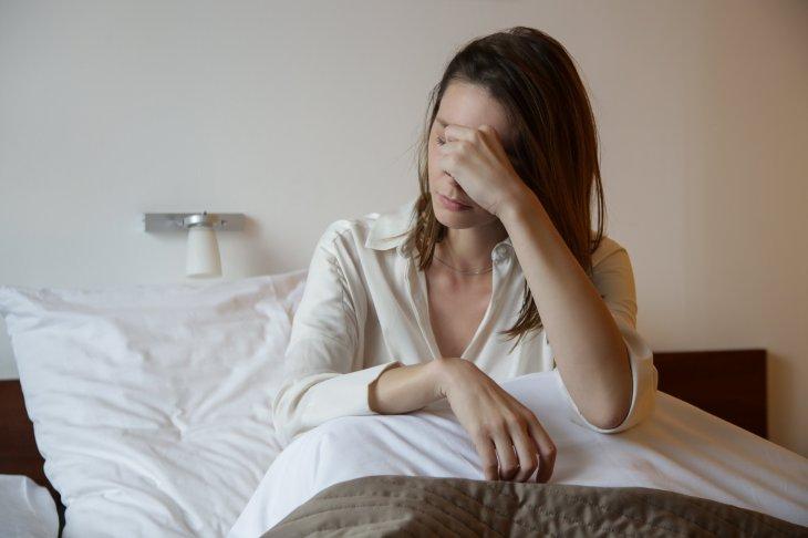 Femme malade | Source : Shutterstock