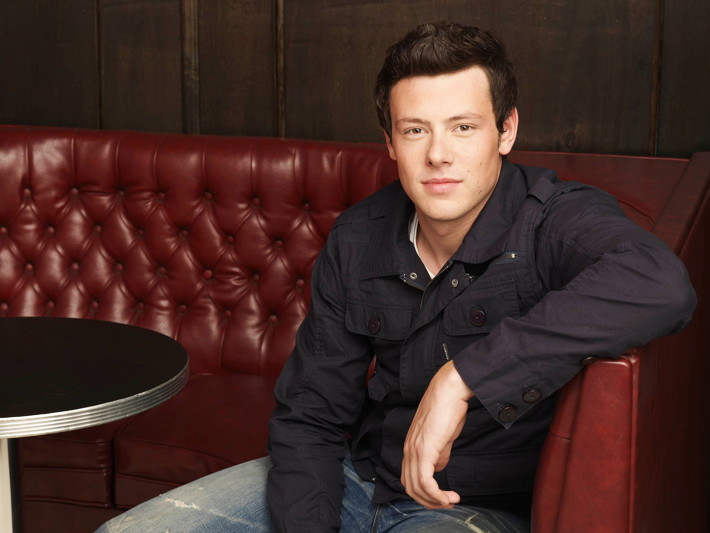 Portrait of actor Cory Monteith taken at FOX studios on June 20, 2009 | Source: Getty Images