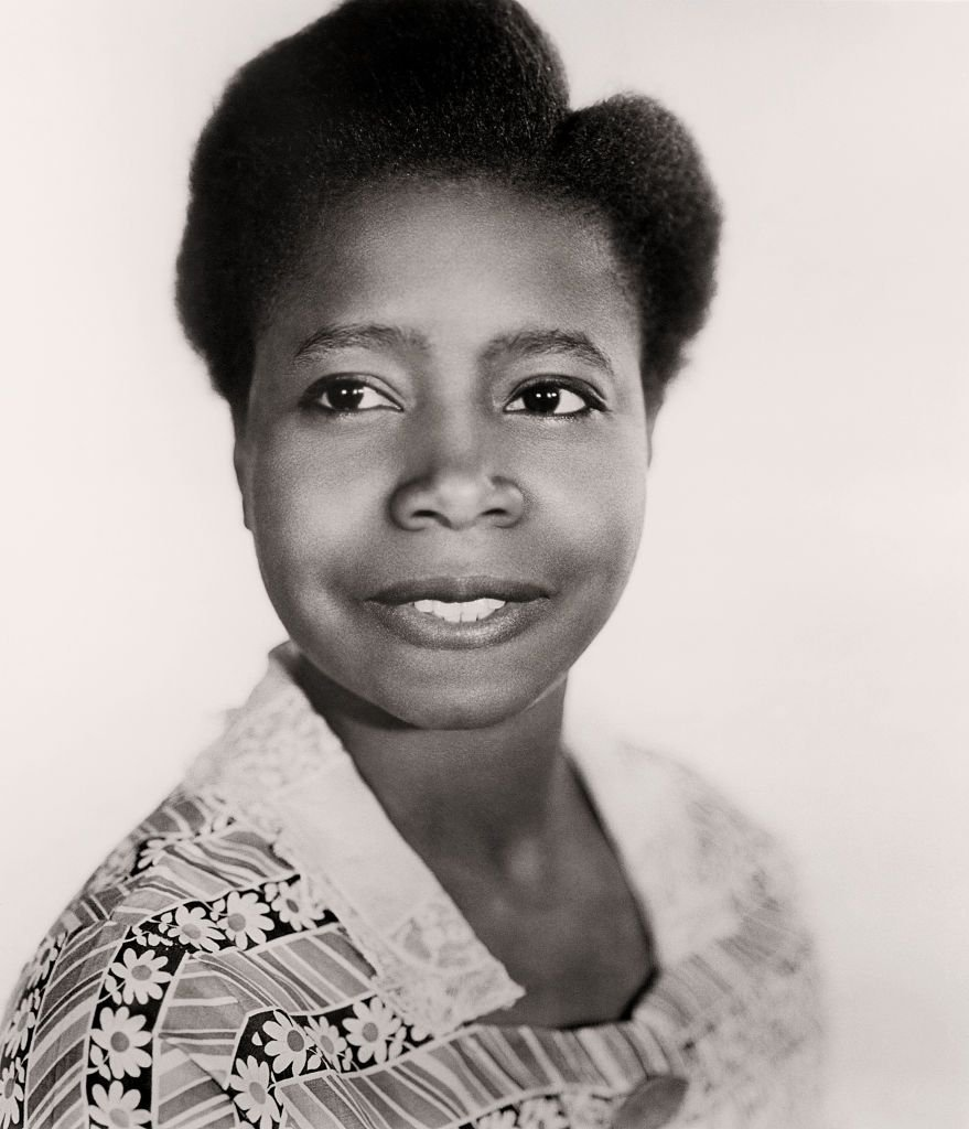 Publicity portrait of Butterfly McQueen in 1939   Source: Getty Images
