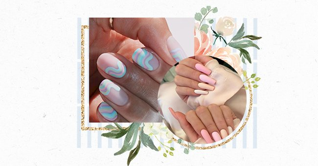 Our Pick: The Best Pastel Nail Designs For Spring