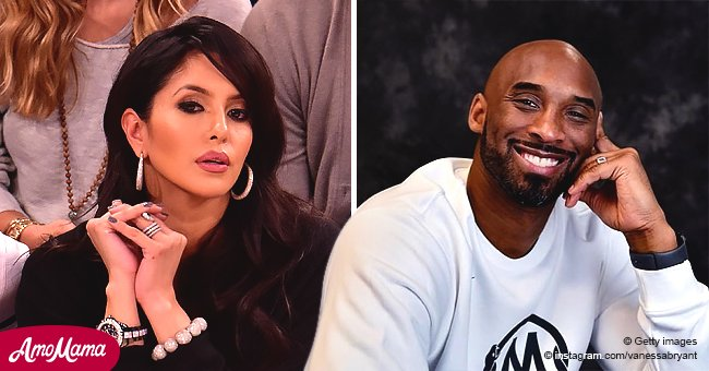 Kobe Bryant's Wife Vanessa Shares Photo of the Late NBA Legend as She Continues to Mourn Her Husband