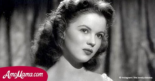 Remember 'The Wizard of Oz' Shirley Temple? She badly suffered in her last days
