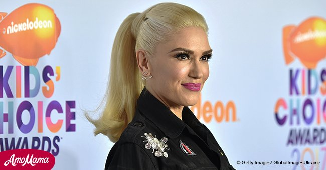 Gwen Stefani shares beautiful photo with her rarely seen son and they look like twins