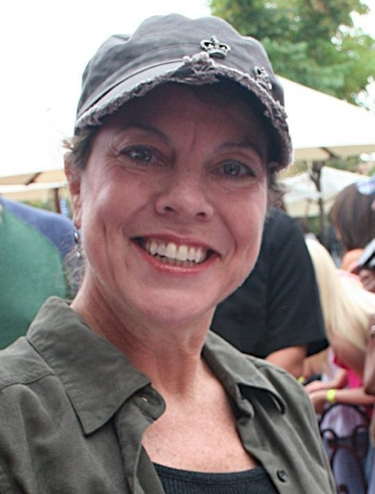 Erin Moran in San Diego County on 22 November 2008   Source: Wikimedia Commons