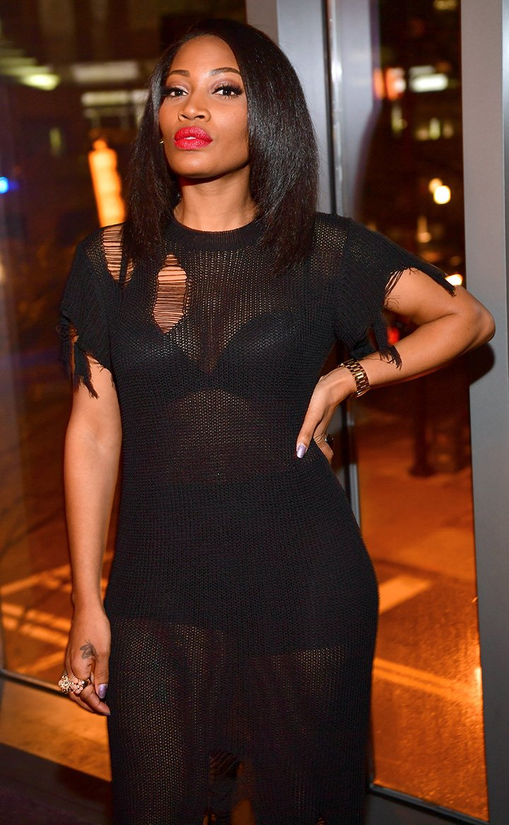 Erica Dixon attends a party at the Gold Room on January 19, 2017 in Atlanta, Georgia. I Image: Getty Images.