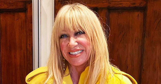 Suzanne Somers, 73, Looks Ageless as She and Her Husband Dress up like Cowboys Amid Lockdown