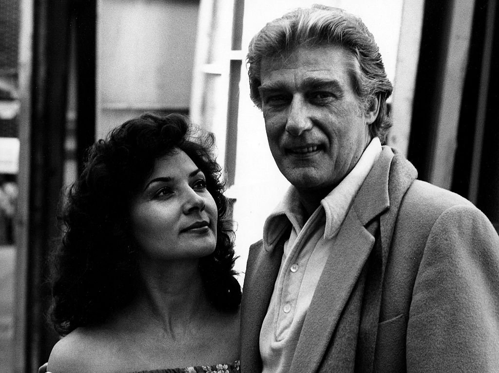 Richard Mulligan and wife Lenore Stevens attend Easter Seal Telethon Benefit on March 25, 1979 | Photo: GettyImages