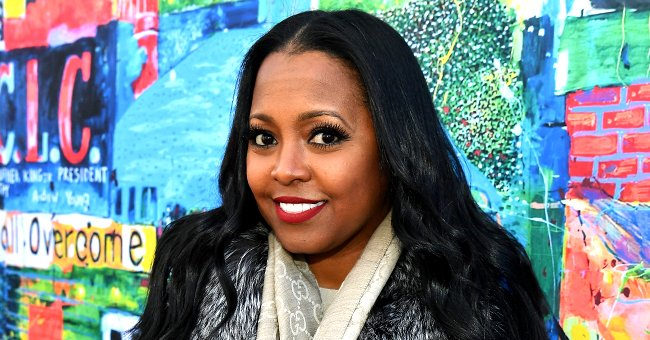 'Cosby Show' Star Keshia Knight Pulliam Goes Twinning with Adorable Mini-Me Daughter Ella