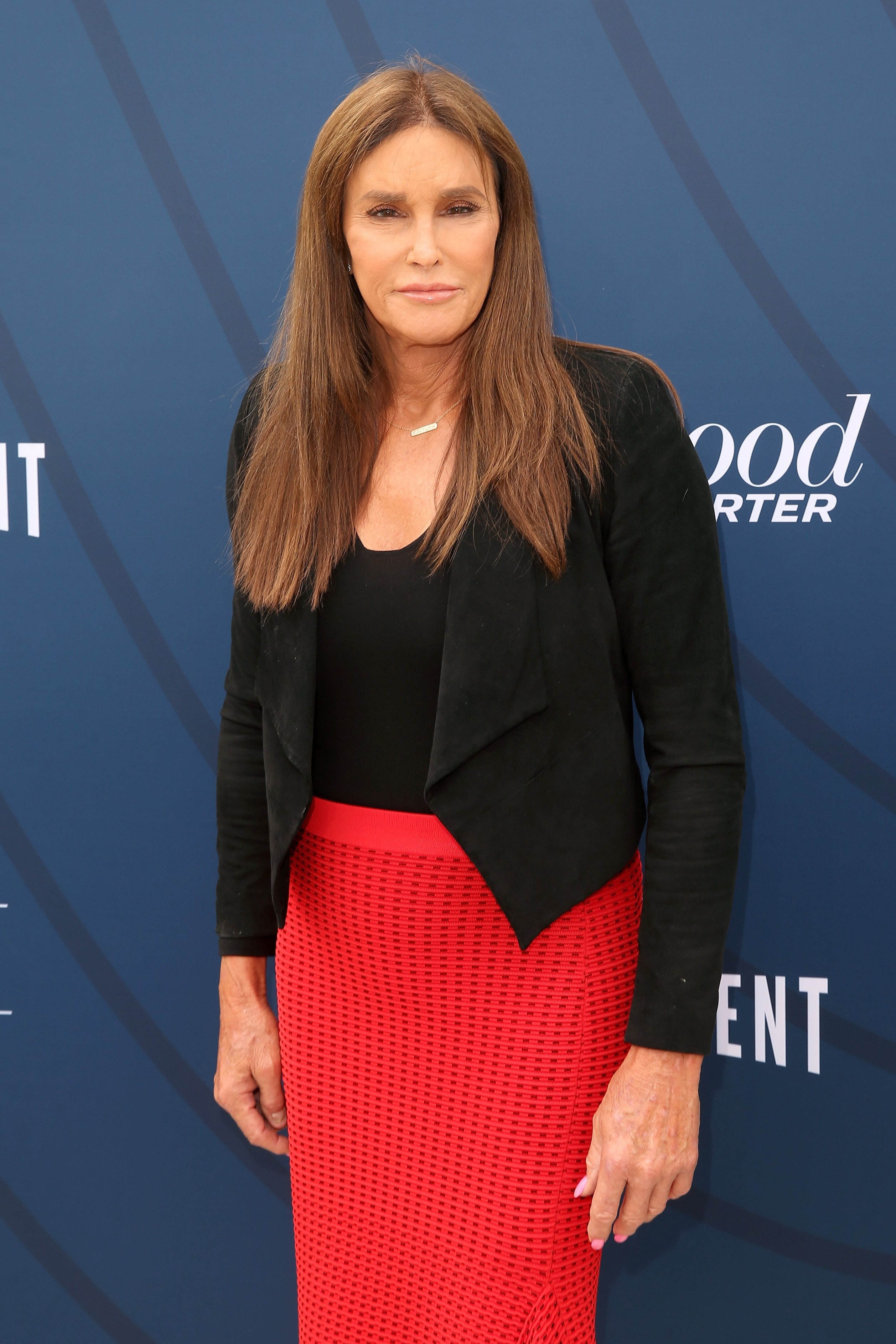 Caitlyn Jenner attends The Hollywood Reporter's Empowerment In Entertainment Event 2019 on April 30, 2019, in Los Angeles, California. | Source: Getty Images.