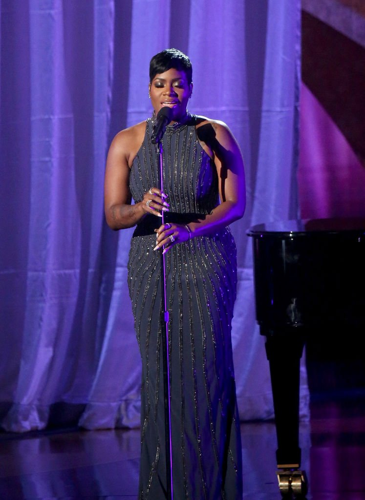"Fantasia Barrino at ""Q 85: A Musical Celebration for Quincy Jones"" on September 2018 