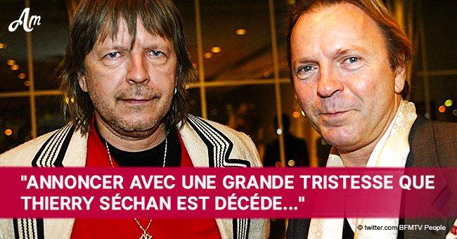 Thierry Séchan: Le texte intégral dans lequel Renaud annonce le décès de son frère est dévoilé