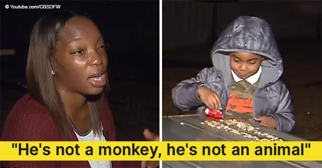 Dallas mom outraged, demands school employee to be fired after allegedly calling son a 'monkey'
