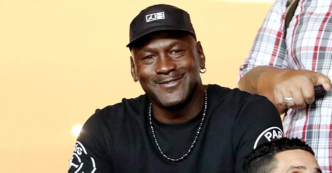 Michael Jordan's Daughter Shared First Photos of Her Newborn Son