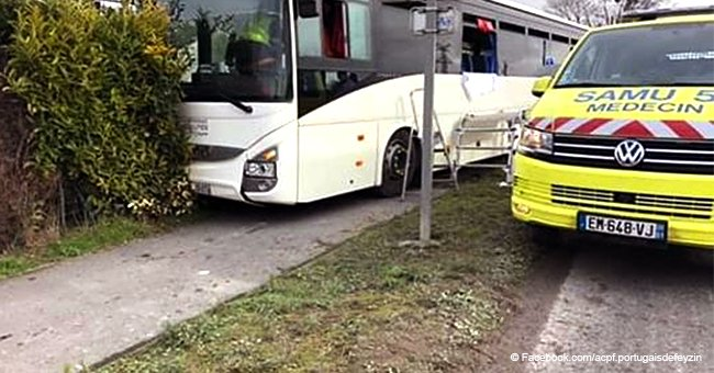 Marne : un chauffeur de bus de 57 ans décède alors qu'il transportait 33 écoliers