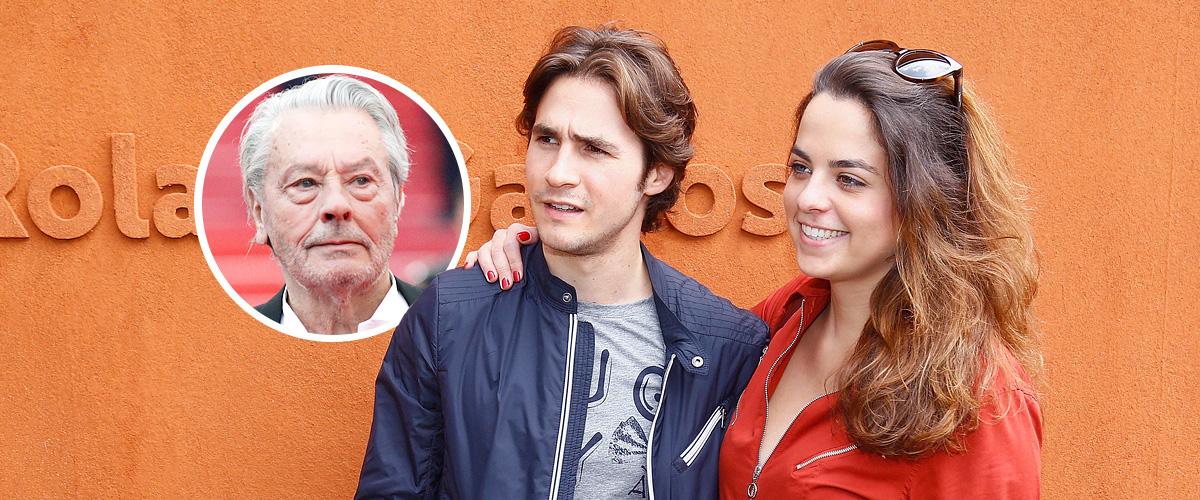 Anouchka Delon : son chéri Julien révèle ce qu'il pense de son beau père, Alain Delon