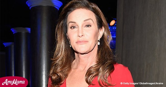 Caitlyn Jenner debuts scarred nose after her sun damage removal as she dazzles in floral dress
