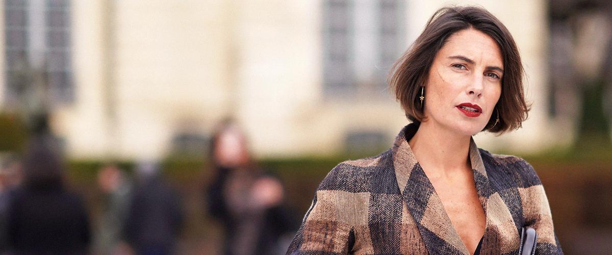 """""""Qui se dénude gagne"""" : Alessandra Sublet explique l'idée de sa nouvelle émission"""