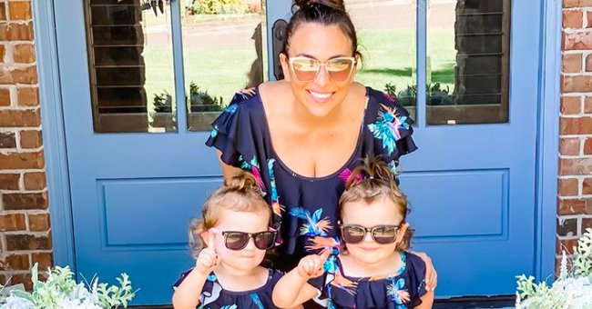 Mom Recreates Grammys 2021 Red Carpet Outfits for Her 4-Year-Old Twin Daughters