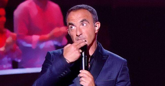 """""""La chanson challenge"""" : Nikos Aliagas révèle ses talents de chanteur dans l'émission"""