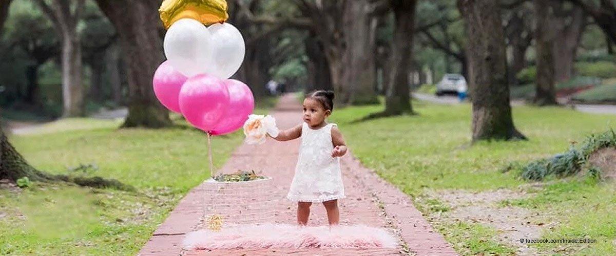 Rassistischer Angriff des Millionärs ruiniert den 1-Jährigen Geburtstag und lässt Baby weinen