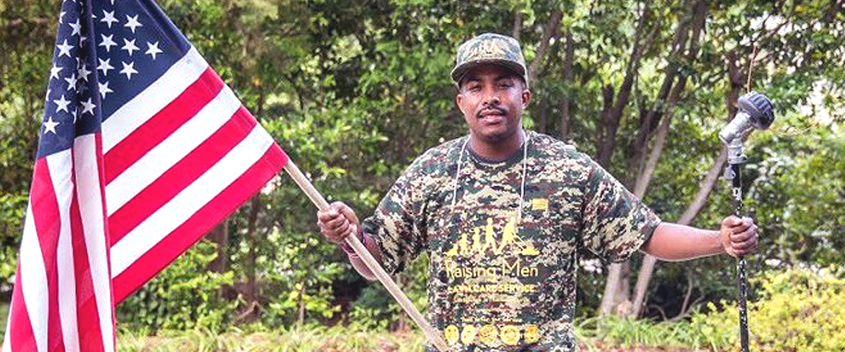 Man Mowed Lawns for Free in Every State to Help U.S. Veterans