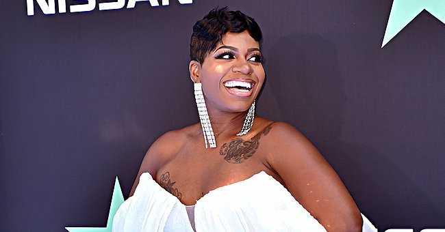 Fantasia Shares Moments from Family Movie Night with Husband Kendall Taylor & Son Dallas