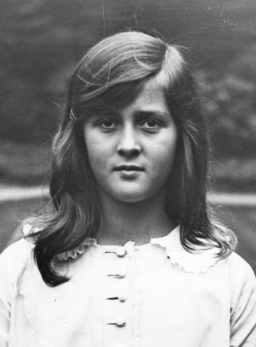 Princess Cecilie of Greece and Denmark as a young girl, 1922 | Source: Wikimedia Commons/ Public domain