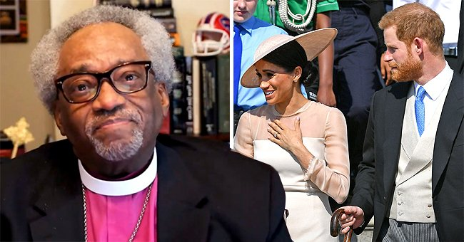 Today: Bishop Michael Curry Opens up after Watching Prince Harry & Meghan Markle's Interview with Oprah Winfrey