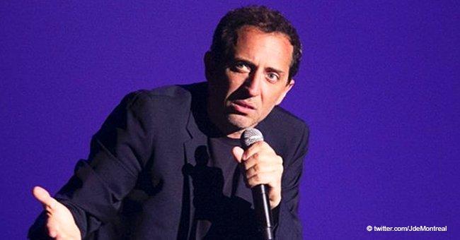 Gad Elmaleh accusé de plagia répond aux critiques de sa manière joviale (vidéo)
