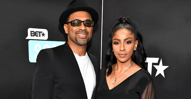Mike Epps Shares Rare Photo of His Girlfriend Looking Stunning in Black