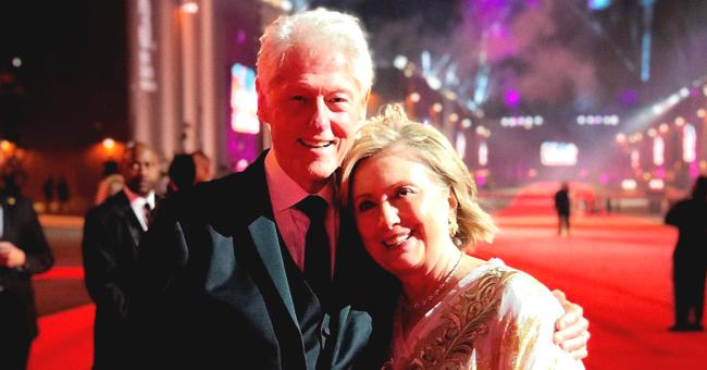 Hillary Clinton desea un feliz 44º aniversario a su esposo Bill con una conmovedora foto