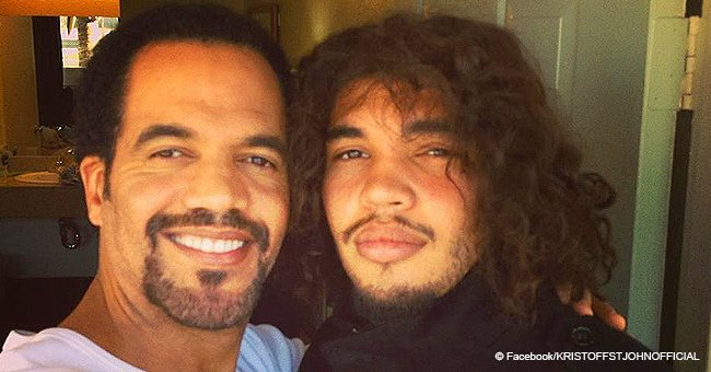Kristoff St. John tweeted about his son's suicide 2 weeks before the actor was found dead