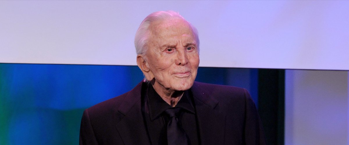 Kirk Douglas Once Admitted That He Never Thought He Would Live to 100