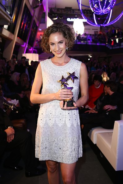 Emma Ferrer attends the InTouch Awards 2014 at Port Seven | Image: Getty Images