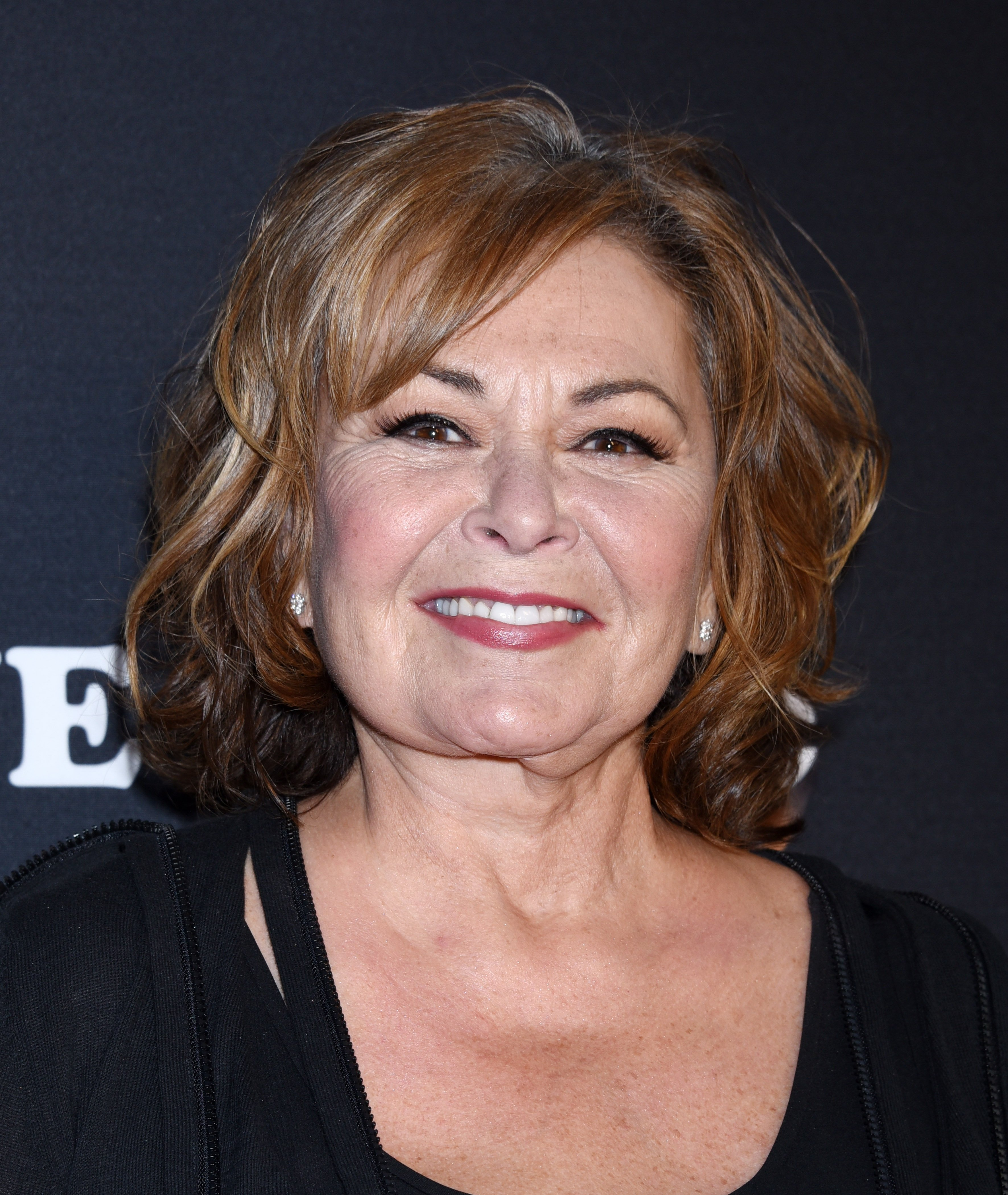 """Roseanne Barr arrives to the """"Roseanne"""" series premiere event on March 23, 2018 in Burbank, California 