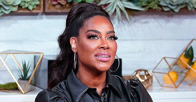 Kenya Moore's Ex Marc Daly Dotes on Their Daughter Brooklyn in a Sweet Snap Giving Her a Kiss