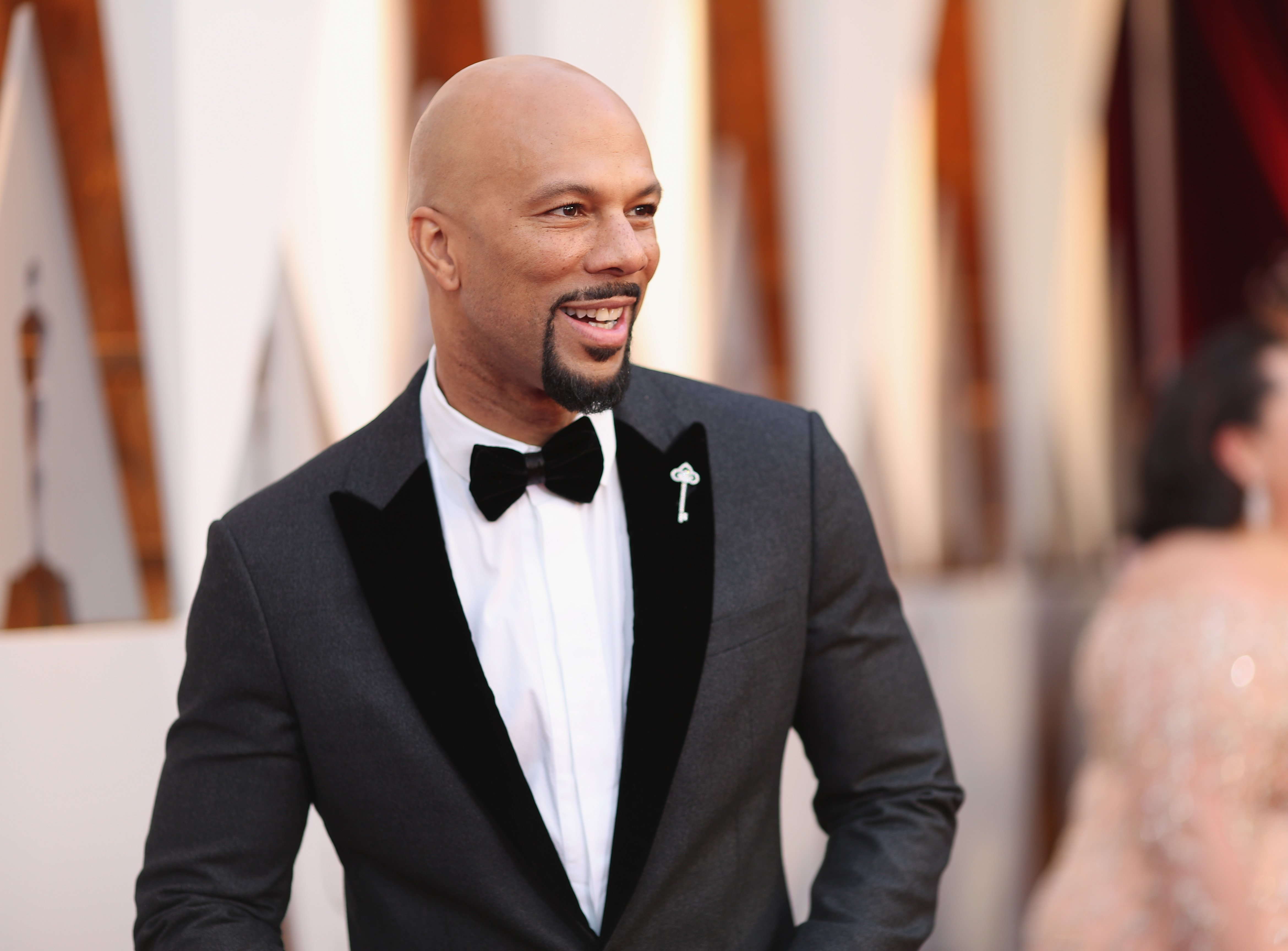 Common at the 90th Annual Academy Awards on March 4, 2018 in California | Photo: Getty Images