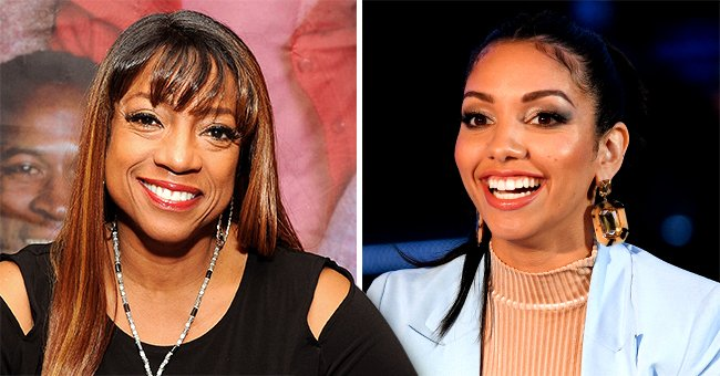 BernNadette Stanis Congratulates Jamie Foxx's Daughter Corinne Who Will Play Thelma in ABC's Live Remake of 'Good Times'
