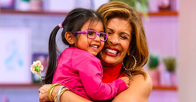 Hoda Kotb's Daughter Hope Shows Her Generous Nature by Giving Away a Christmas Present