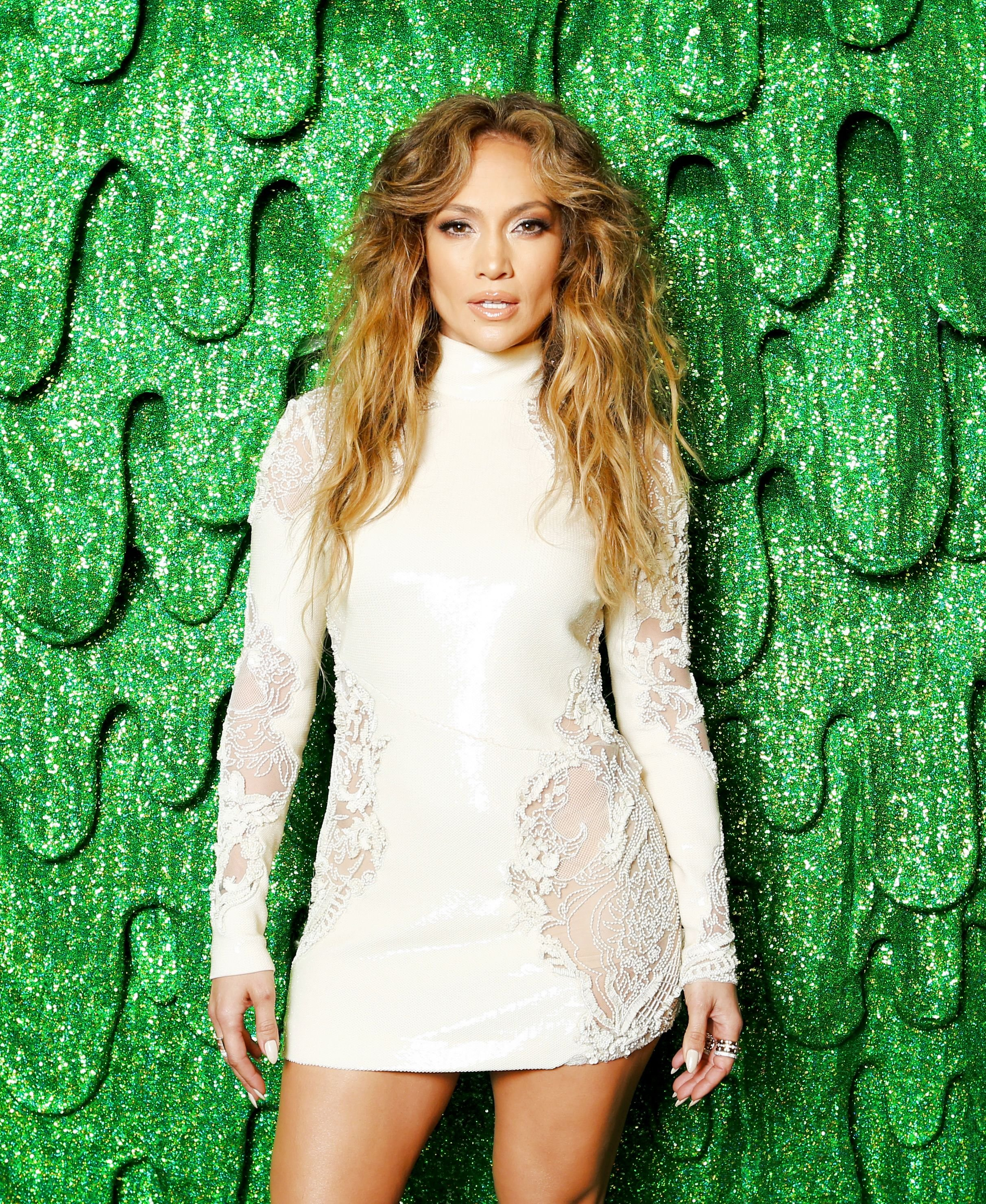 Jennifer Lopez at Nickelodeon's 28th Annual Kids' Choice Awards at The Forum on March 28, 2015 | Photo: Getty Images