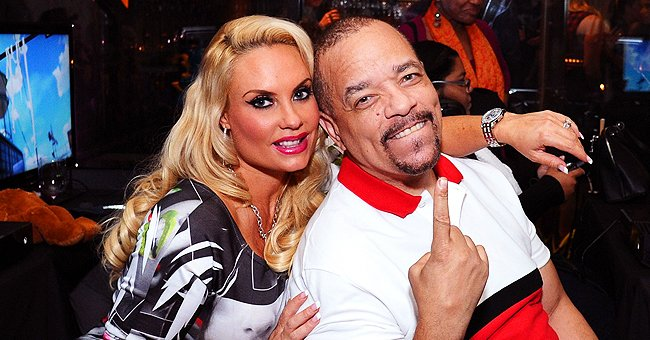 Coco Austin Shows off Husband Ice-T and Adorable Daughter Chanel Chilling Together on Car Washing Day