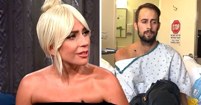 Lady Gaga's Dog Walker Released from Hospital a Month after Shooting with Part of Lung Removed
