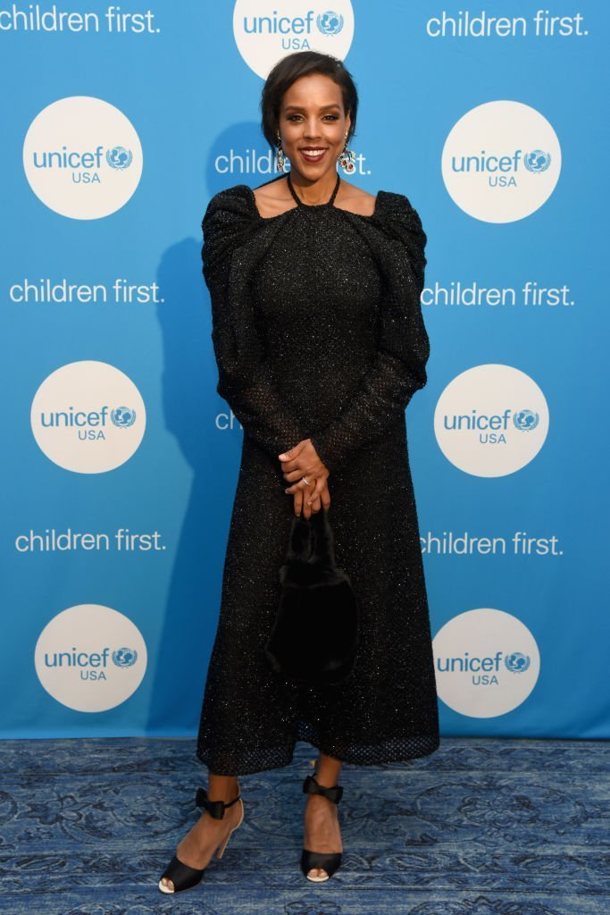 Jessica Nowitzki at the 2nd Annual UNICEF Gala 2019 at The Ritz-Carlton, Dallas on February 01, 2019  | Photo: GettyImages
