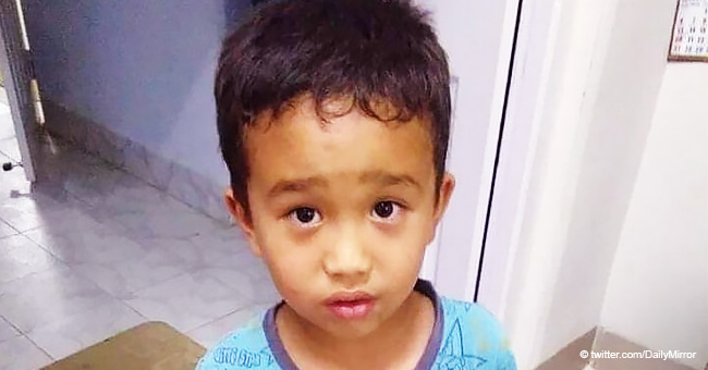 Cet adorable garçon de 6 ans a supplié les médecins de sauver le poussin qu'il a renversé accidentellement alors qu'il était à vélo