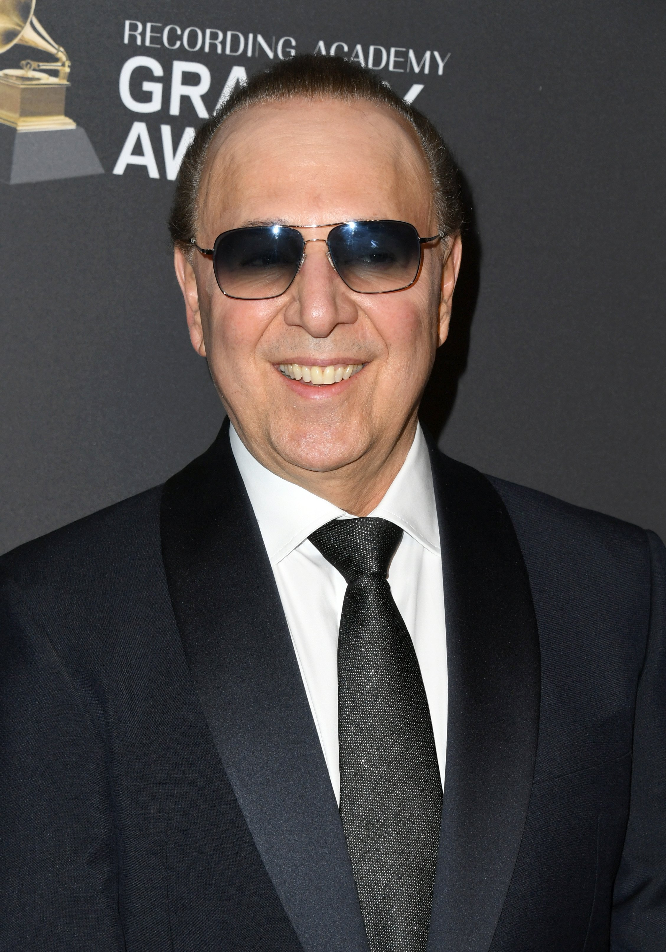 Tommy Mottola attends The Recording Academy And Clive Davis' 2019 Pre-GRAMMY Gala at The Beverly Hilton Hotel on February 9, 2019, in Beverly Hills, California. | Source: Getty Images.